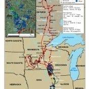 D27's map: April 8, 2019