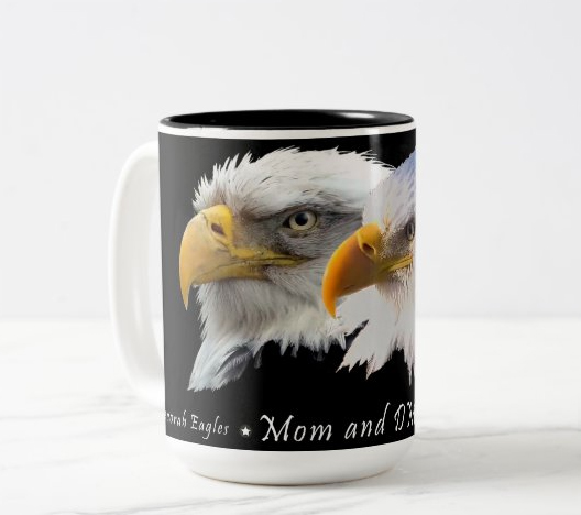 Decorah Eagles Mug