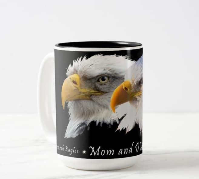 Decorah Eagles Mug